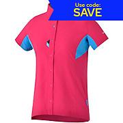 Shimano Womens Button Up Shirt SS16