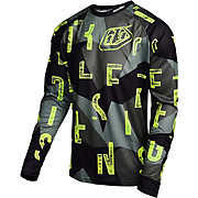 Troy Lee Designs Moto Chop Block Jersey 2017