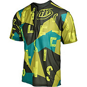 Troy Lee Designs Terrain  Chop Block Jersey 2017