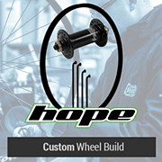 Hope Custom Road Front Wheel