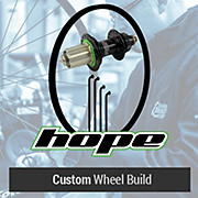 Hope Custom Road Rear Wheel