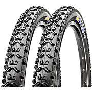 Maxxis 26 Advantage Tyres - Pair