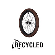 Blank Buddy BMX Front Wheel - Ex Display 2016