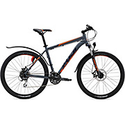 Fuji Nevada 1.7 EQP Hardtail Bike 2016