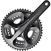 Shimano Ultegra 6750 10sp Chainset - No Bolts
