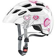 Uvex Finale Junior LED Helmet 2017