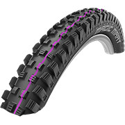 Schwalbe Magic Mary Addix Wire Bead MTB Tyre - DH