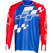 JT Racing Checked Jersey AW17