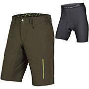 Endura SingleTrack III Shorts- with Liner AW17