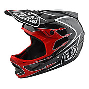Troy Lee Designs D3 Composite - Corona Red 2018