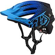 Troy Lee Designs A2 MIPS Helmet - Starburst Ocean 2018