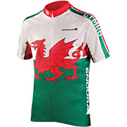 Endura Wales Flag SS Jersey