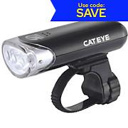 Cateye EL-135 3 LED Battery Front Light