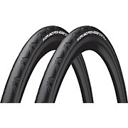 Continental Grand Prix 4000S II Road Tyres - PAIR