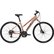 Fuji Traverse 1.7 Disc ST Hybrid Bike 2016