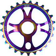 Total BMX Rotary Sprocket - Rainbow