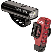 Lezyne Macro 1100L & Strip PRO 300LPair