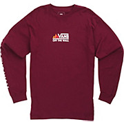 Vans Peaks Camp Long Sleeve Tee