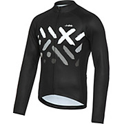 dhb Blok Thermal Long Sleeve Jersey - Dazzle AW17