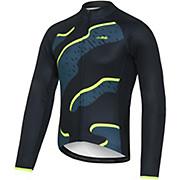 dhb Blok Thermal Long Sleeve Jersey - Strata AW17