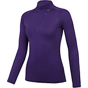 dhb Womens Merino Zip Neck Base Layer M_200 AW17