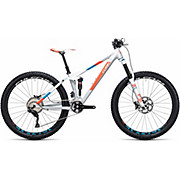 Cube Sting WLS 140 SL Full Suspension Bike 2017