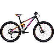 Cube Sting WLS 120 Pro Full Suspension Bike 2017