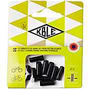 Transfil Pack Of 10 Outer Self-Locking Ferrules