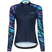 dhb Blok Womens Thermal Jersey - Camo AW17