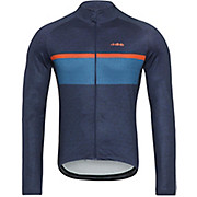 dhb Classic Thermal Jersey - Stripe Marl