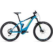 Cube Stereo Hybrid 140 SL 500 27.5 E-Bike 2018
