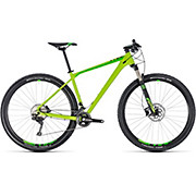 Cube Reaction Pro 29 Hardtail Bike 2018