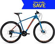 Cube Aim Pro 29 Hardtail Bike 2018