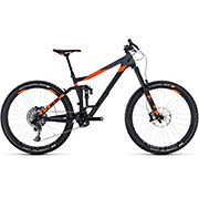 Cube Stereo 160 C62 TM 27.5 Suspension Bike 2018