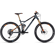 Cube Stereo 140 HPC TM 27.5 Suspension Bike 2018