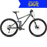 Cube Stereo 120 Pro 27.5 Suspension Bike 2018