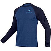 Endura One Clan Raglan L-S T-Shirt AW17