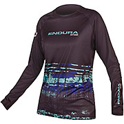 Endura Womens MT500 LS Print Jersey II SS18
