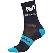 Endura Movistar Short Socks 2018 SS18