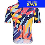 dhb Blok Short Sleeve Jersey - Tropic SS18