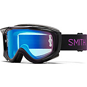 Smith Fuel V.2 Violet Burst Clear Lens SS18