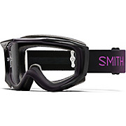 Smith Fuel V.2 Violet Burst Clear Single Lens SS18