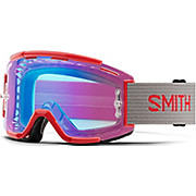 Smith Squad Mtb  Rise Split Clear Lens SS18