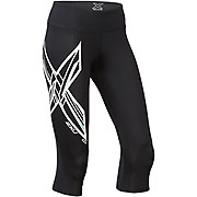 2XU Womens Ice X Mid Compression 3-4 Tight SS18