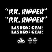 SE Bikes PK Ripper Decal Set