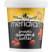Meridian Almond Smooth Butter 454g Tub