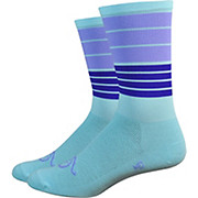 Defeet Handlebar Moustache 6 Biggie Socks