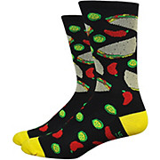 Defeet Aireator 6 Taco Tuesday Socks
