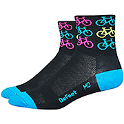Defeet Aireator Cool Bike Socks