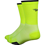 Defeet Cyclismo Hi-Vis 5 Socks